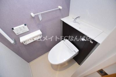 【トイレ】ウィステリア諏訪