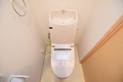 【トイレ】M's上町台