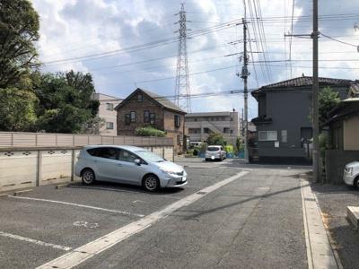 【駐車場】コーワコーポ1号館