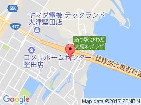 【地図】パティオドリーム B棟