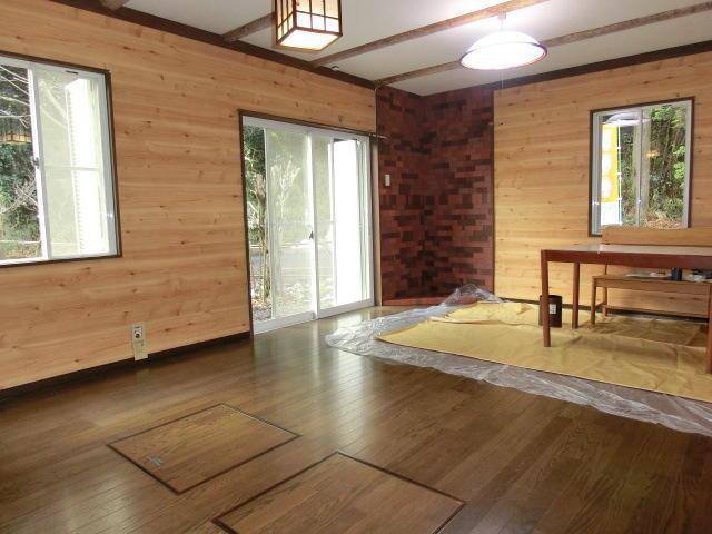 【居間・リビング】京都市左京区大原勝林院町