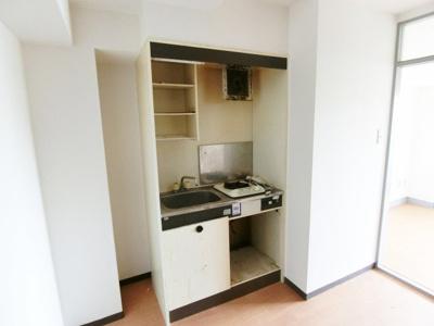 【キッチン】OTYマンション