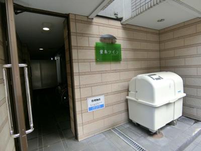 【エントランス】萱島ツインマンション