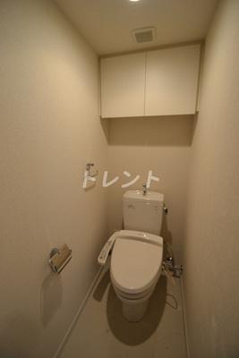 【トイレ】HF早稲田レジデンス