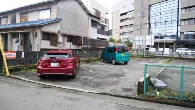 【外観】村田駐車場(市役所西側中央町)