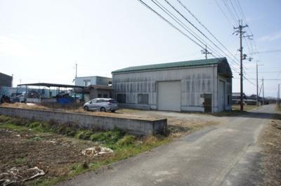 【外観】稲美町草谷貸工場