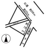 53052 岐阜市六条大溝土地の画像