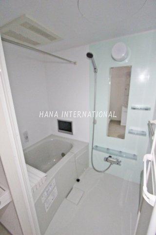 【浴室】ChambreHidemiⅡ