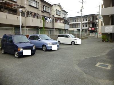 【駐車場】ロイヤルエスペラントオクノ