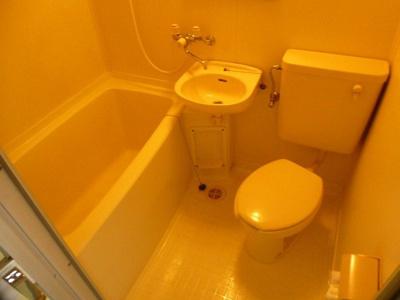 【浴室】ロイヤルエスペラントオクノ