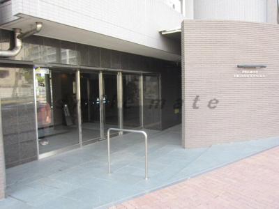 【エントランス】プレミスト東戸塚