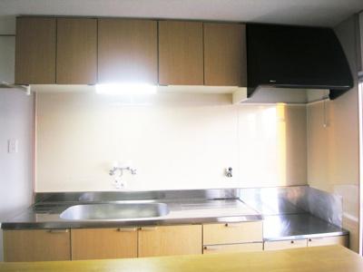 【キッチン】金剛第三住宅