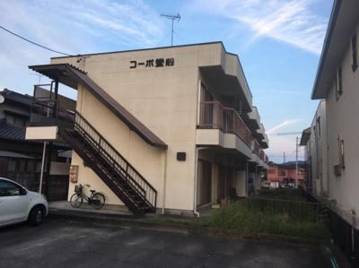 【外観】コーポ堂前