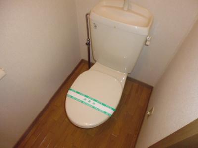 【トイレ】ビアン連島D