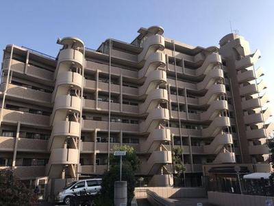 【現地写真】 鉄骨 鉄筋コンクリート造の72戸♪大型分譲マンション♪
