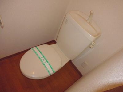 【トイレ】ビアン連島E