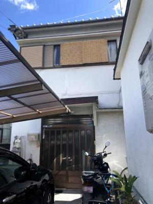 【外観】堺市西区家原寺町 戸建
