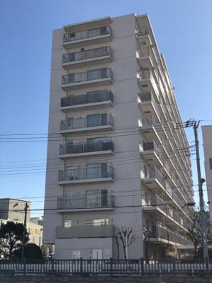 【外観】仙台堀公園ハイツ 76.11平米 リ ノベーション済