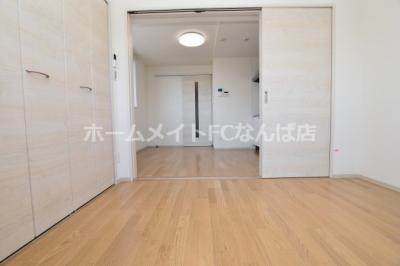 【洋室】レオンヴァリエ大阪ベイシティ