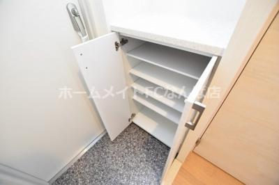 【収納】レオンヴァリエ大阪ベイシティ