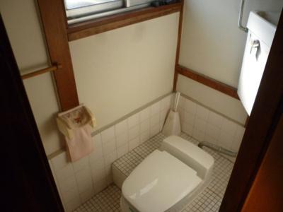 【トイレ】中津文化