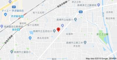 【地図】フルネスパート1