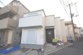 限定1区画です 何でもご相談ください 堺市西区浜寺石津町東 新築一戸建てです