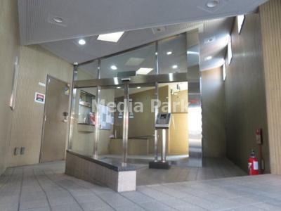 【エントランス】シティコープ梶ヶ谷