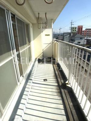 【バルコニー】アネックス小林