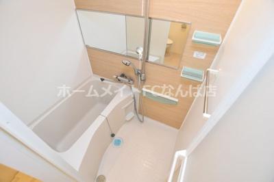 【浴室】アドバンス心斎橋ラシュレ