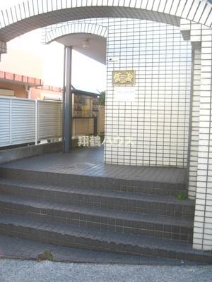 【エントランス】フラリッシュ鶴見