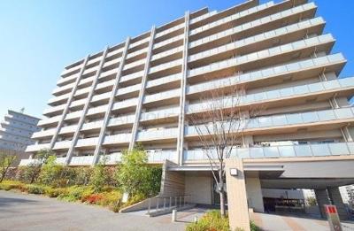 【現地写真】 鉄筋コンクリート造の総戸数181戸♪