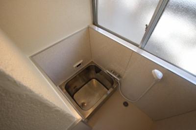 【浴室】薬師通1丁目貸家