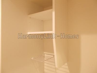 ハーモニーテラス大森東Ⅱのキッチン上部(同一仕様写真)
