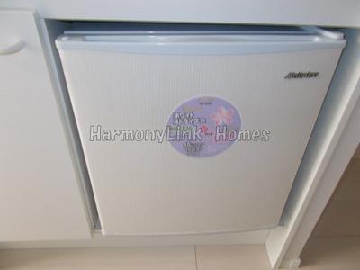 ハーモニーテラス大森東Ⅱのミニ冷蔵庫(同一仕様写真)