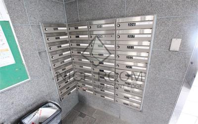 K&M広尾 メールボックス