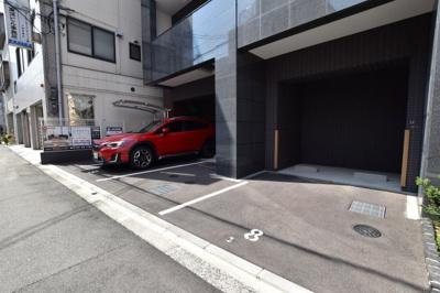 【駐車場】プラシード新町