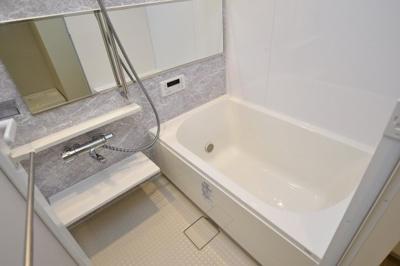 【浴室】プラシード新町