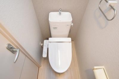 【トイレ】プラシード新町
