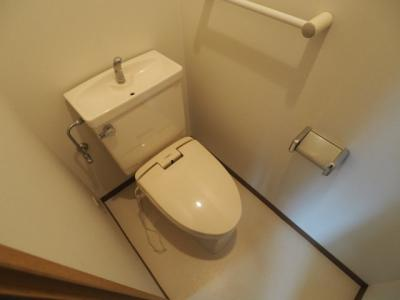【トイレ】アプリーレ北青木