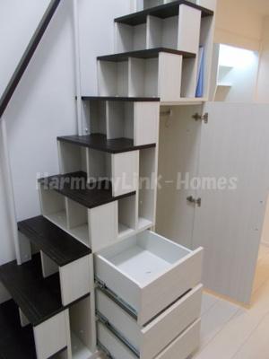 ハーモニーテラス中野の収納付き階段②☆(別部屋参考写真)