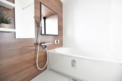【浴室】コート平野南