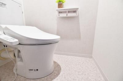 【トイレ】コート平野南