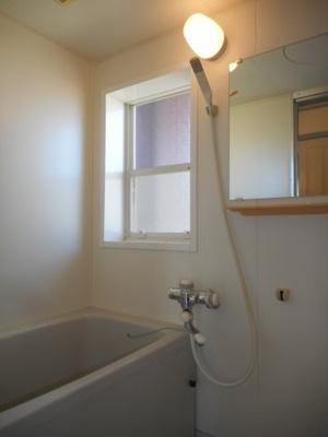 【浴室】ガーデンハウス
