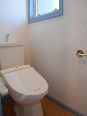 【トイレ】ガーデンハウス