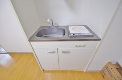 【キッチン】スタンドアップ道明寺