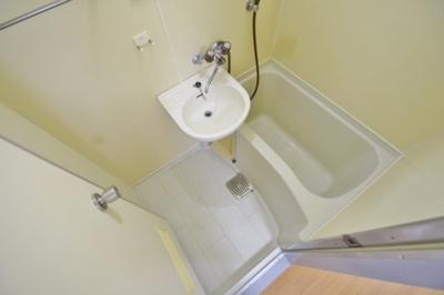 【浴室】スタンドアップ道明寺