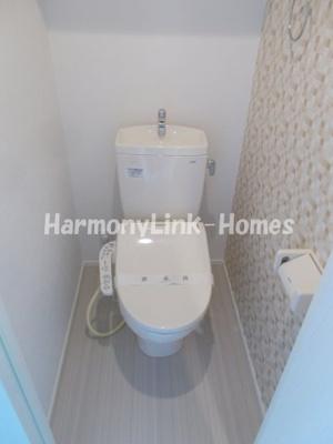 フレシール尾久のシンプルで使いやすいトイレです☆