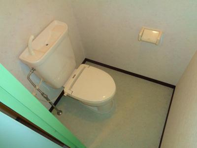 【トイレ】シティコート山坂