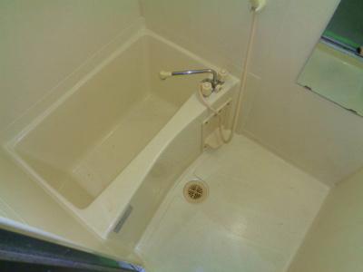 【浴室】シティコート山坂